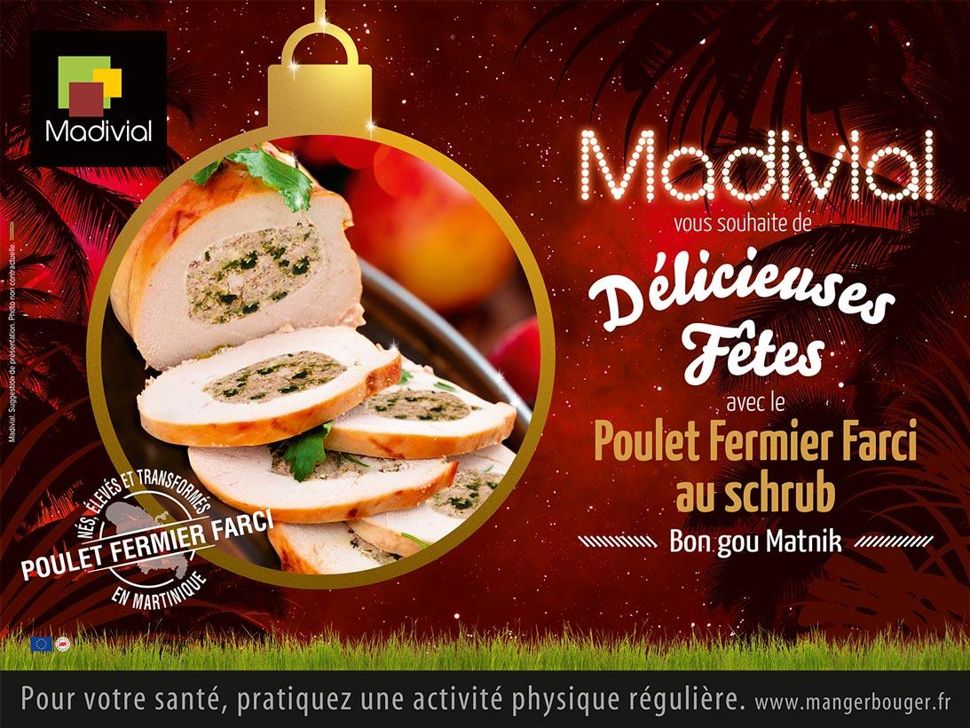 Publicité Madivial